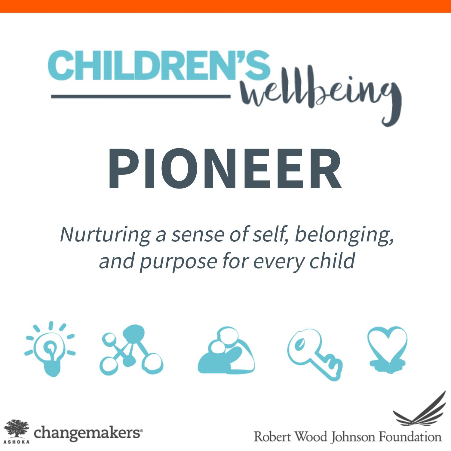 Childrens Wellbeing Pioneer