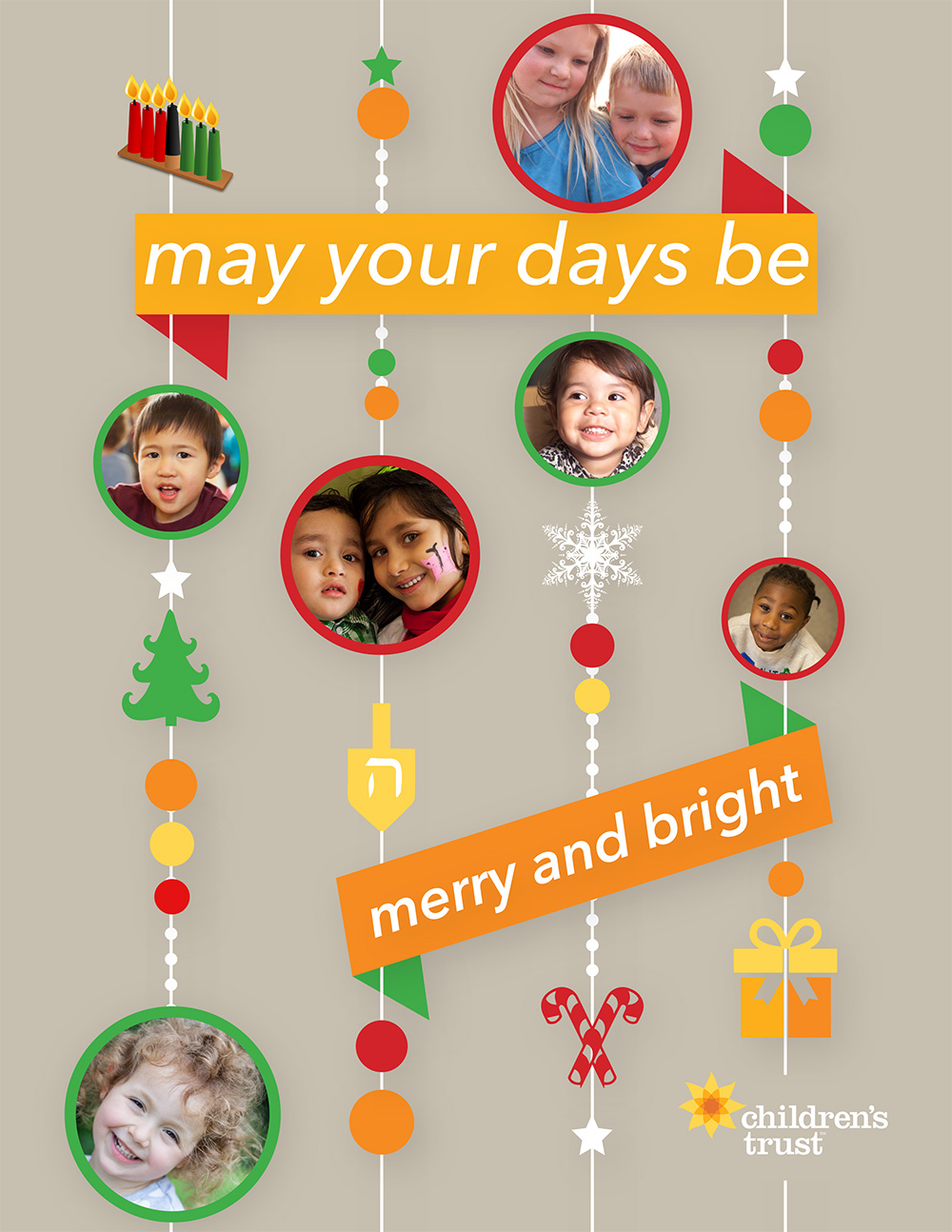 may your days be merry and bright!